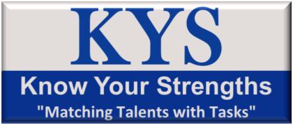KYS-STRENGTHS