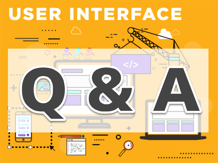 Q&A – PDPworks User Interface